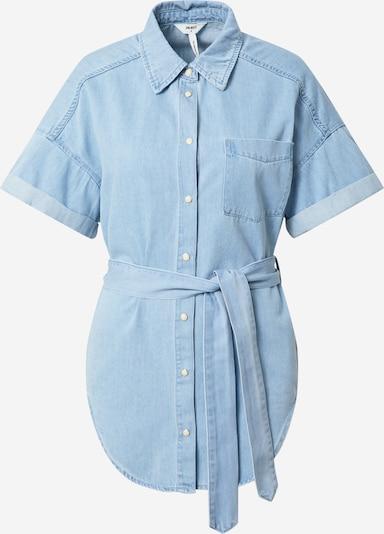 OBJECT Блуза 'AUBREY' в син деним, Преглед на продукта
