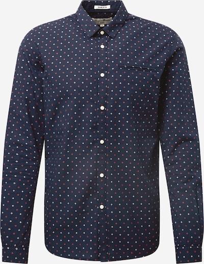 TOM TAILOR DENIM Košile - modrá / světle červená / bílá, Produkt