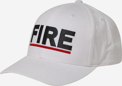 Șapcă Bogner Fire + Ice pe roșu / negru / alb, Vizualizare produs