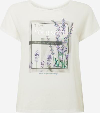 ONLY Carmakoma Majica 'CITY' u miks boja / bijela, Pregled proizvoda