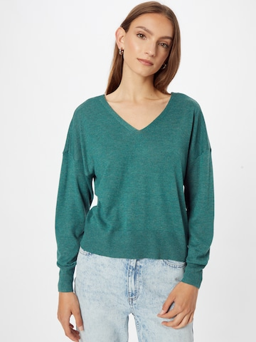 ONLY Πουλόβερ 'Alona' σε πράσινο