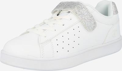 Champion Authentic Athletic Apparel Сникърси 'ALEXIA' в сребърно / бяло, Преглед на продукта