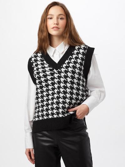 NEW LOOK Neulepaita värissä musta / valkoinen, Mallinäkymä