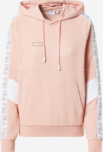 FILA Sportiska tipa džemperis 'JACINDA' koraļļu / balts, Preces skats