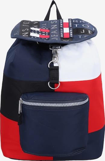 Tommy Jeans Rucksack in navy / rot / weiß, Produktansicht