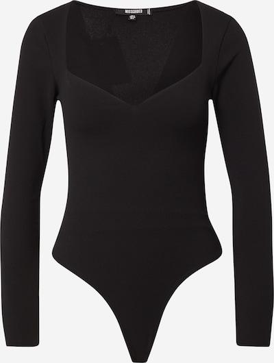Missguided Body in schwarz, Produktansicht