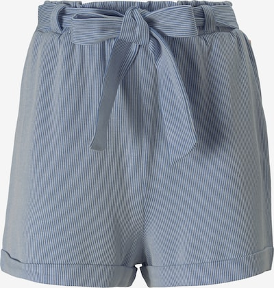 TOM TAILOR DENIM Shorts in rauchblau, Produktansicht