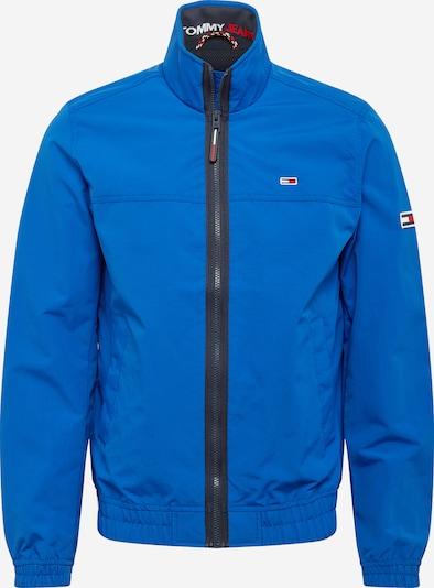 Tommy Jeans Tussenjas in de kleur Kobaltblauw, Productweergave