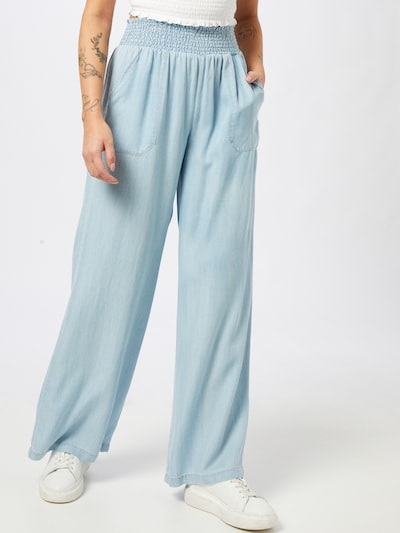 True Religion Trousers in Light blue, View model