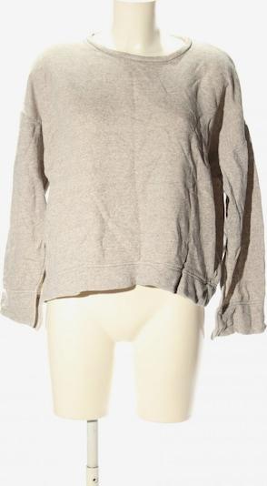 ZARA Sweatshirt in M in wollweiß, Produktansicht