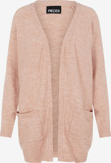 PIECES Knit Cardigan 'Perla' in Pink, Item view
