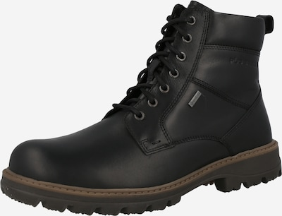 Pius Gabor Šněrovací boty - černá, Produkt