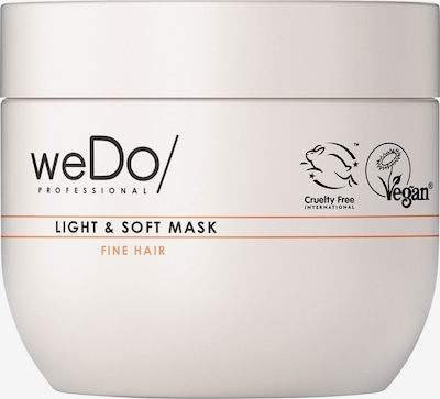 weDo/ Professional Hair Treatment 'Light & Soft' in White, Item view