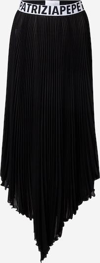 PATRIZIA PEPE Falda 'GONNA' en negro / blanco, Vista del producto