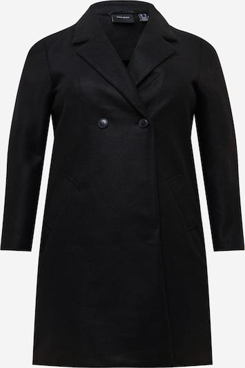 Palton de primăvară-toamnă Vero Moda Curve pe negru, Vizualizare produs