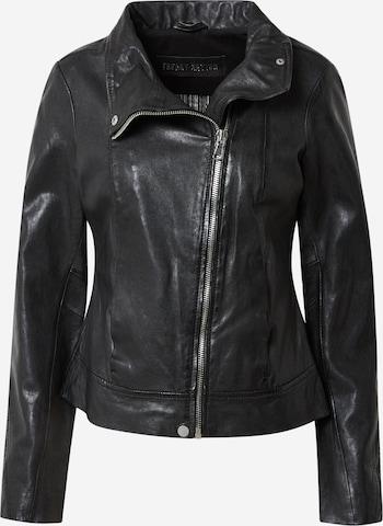 FREAKY NATION Overgangsjakke 'Klea' i svart