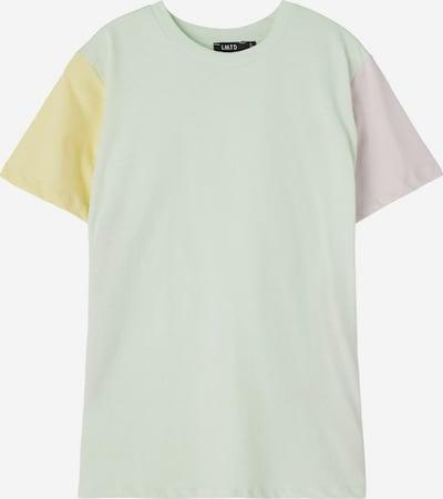 NAME IT Camiseta en lima / menta / malva, Vista del producto