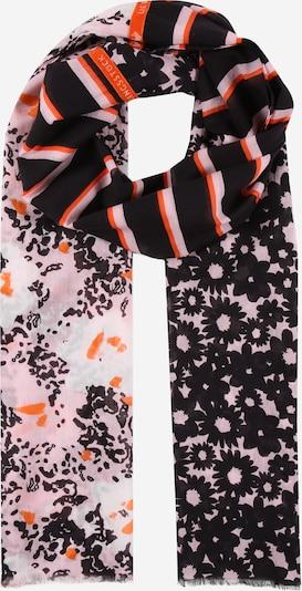 LIEBLINGSSTÜCK Kaulaliina 'Madelaine' värissä oranssi / puuteri / musta / valkoinen, Tuotenäkymä