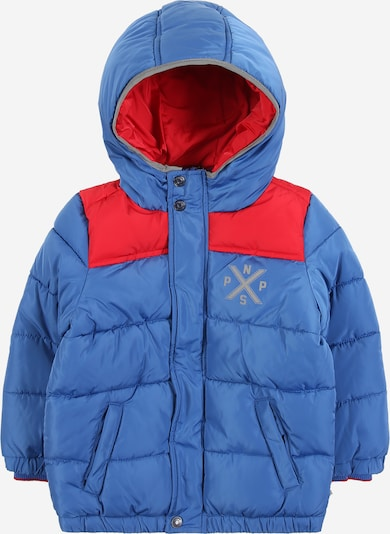 Noppies Kurtka zimowa 'Lowry' w kolorze niebieski / czerwonym, Podgląd produktu