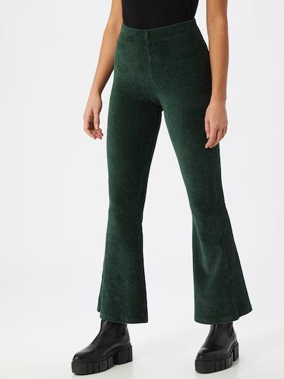 ONLY Pantalon 'Fenja' en sapin, Vue avec modèle