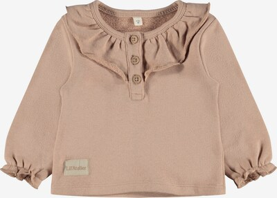 Lil ' Atelier Kids Sweatshirt 'Iselma' in altrosa, Produktansicht