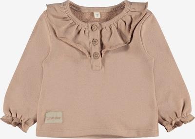 Lil ' Atelier Kids Sweat-shirt 'Iselma' en rose ancienne, Vue avec produit