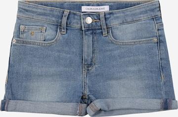 Calvin Klein Jeans Jeans i blå