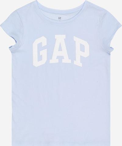 GAP Shirt 'ARCH' in hellblau / weiß, Produktansicht