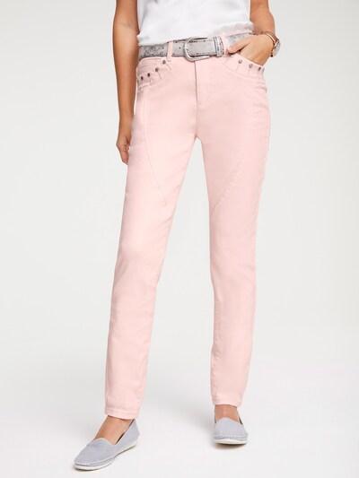 heine Jeans 'Belena' in rosa, Modelansicht