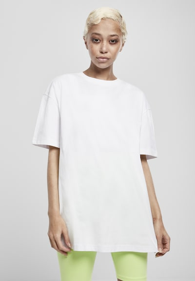 Urban Classics T-Shirt in naturweiß: Frontalansicht