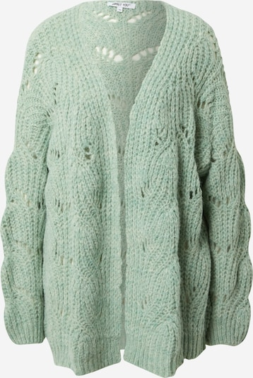 ABOUT YOU Knit cardigan 'Fiona' in mint, Item view
