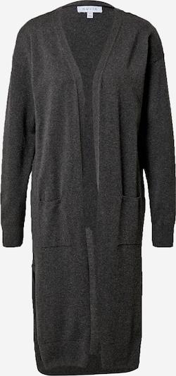 NU-IN Gebreid vest 'Uneven Hem' in de kleur Donkergrijs, Productweergave