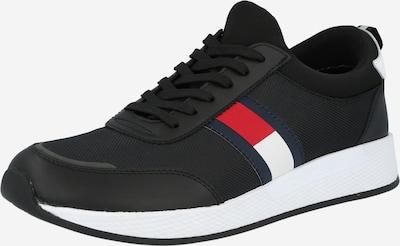 tengerészkék / világospiros / fekete / fehér Tommy Jeans Rövid szárú edzőcipők 'RUNNER', Termék nézet