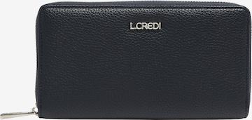 L.CREDI Geldbörse 'Ella' in Blau