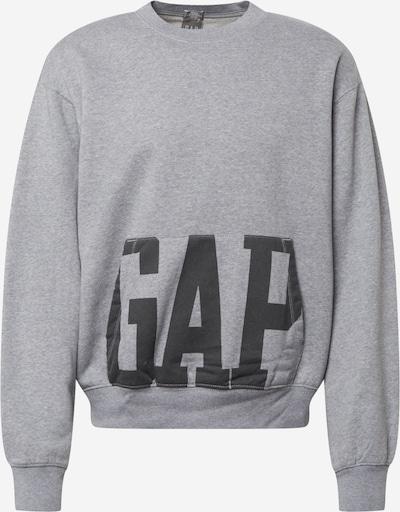 GAP Sweatshirt in Grey / Black, Item view