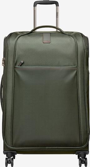 Stratic Koffer in grün, Produktansicht