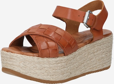 SHABBIES AMSTERDAM Sandal i konjak, Produktvy