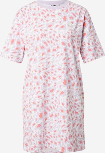 FILA Kleid 'Dadie' in pastelllila / pink / weiß, Produktansicht