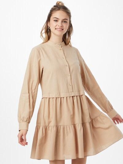 Trendyol Kleid in champagner, Modelansicht