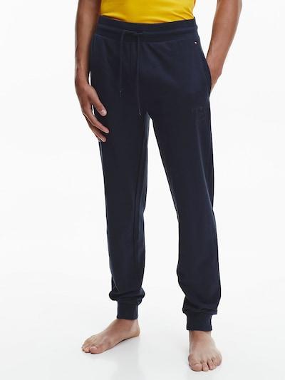 Tommy Hilfiger Underwear Pyjamabroek in de kleur Donkerblauw, Modelweergave