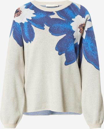 OUI Pullover in Weiß