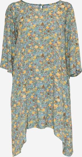Line of Oslo Kleid in grün / mischfarben, Produktansicht