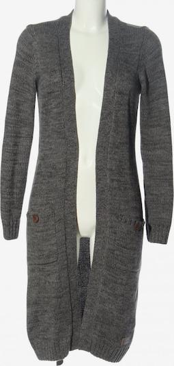 DESIRES Strickjacke in S in hellgrau / schwarz, Produktansicht