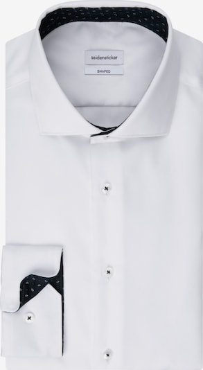 SEIDENSTICKER Business Shirt ' Shaped ' in White, Item view