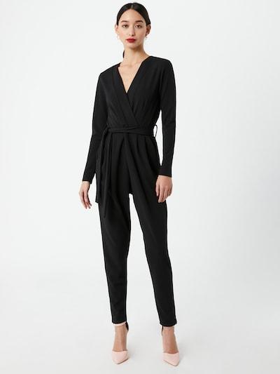 SISTERS POINT Jumpsuit in de kleur Zwart, Modelweergave
