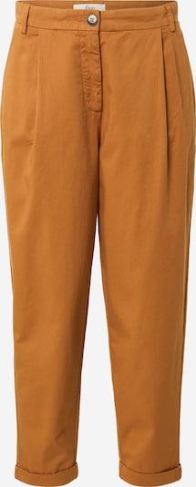 FIVEUNITS Pantalón plisado 'Malou' en marrón, Vista del producto