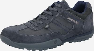 Dockers by Gerli Sneaker in basaltgrau, Produktansicht