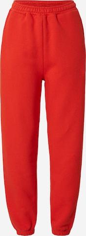 LENI KLUM x ABOUT YOU Bukse 'Lea' i rød