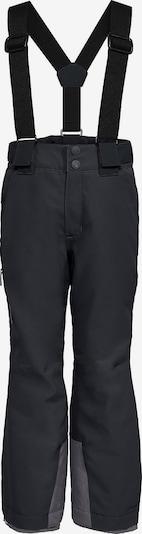 VAUDE Skihose 'SNOW RIDE' in grau / schwarz, Produktansicht