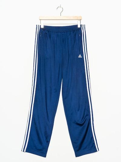 ADIDAS Trainingshose in XL-XXL in dunkelblau, Produktansicht